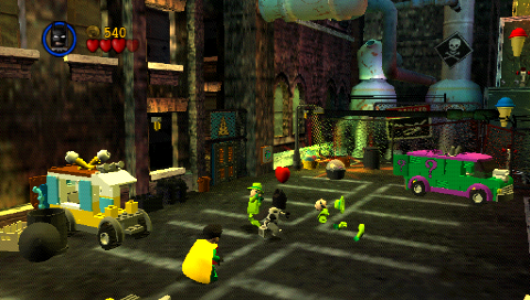 Wolfz Game PSP Download: [PSP] LEGO Batman The Video Game ...